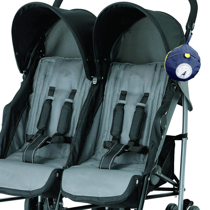 Stroller Koo-di Pack It Universal Sun and Sleep Shade For Double Pushchair