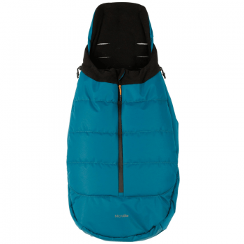 teal-micralite-baby-footmuff-Fastfold-easyfold-childr-seat