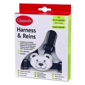 teddy-bear-harness-and-reins-for-baby-child-kid 2