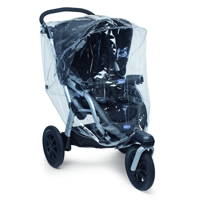 three-wheel-chicco-raincover-for-stroller-and-pushchair 1