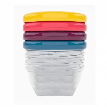 Babymoov Babybol Storage Container (4x120 ml) copy