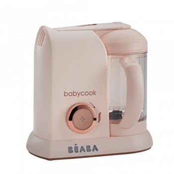 Beaba Babycook 4-in-1 Baby Food Maker – Rose Gold