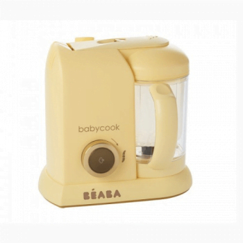 Beaba Babycook 4-in-1 Food Maker Macaron Collection – Vanilla 3