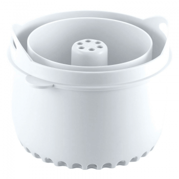 Beaba Pasta Rice Cooker for Babycook Original Plus – White