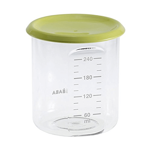 Beaba Set of 3 Conservation Jars - Assorted Colours 3