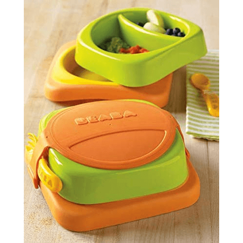 Beaba Sorbet Soft Lunch Box 1