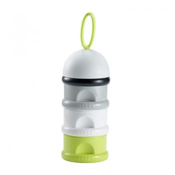 Beaba Stacked Formula Milk Container - Neon 1