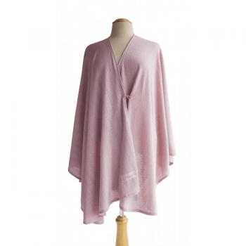 Bebitza Breast Feeding Blanket - Powder Pink