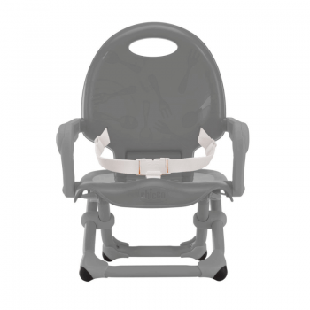 Chicco Pocket Snack Booster Seat Highchair – Dark Grey 1