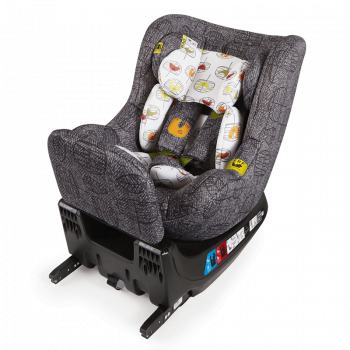 Come and Go Group 0+1 Car Seat - Dawn Chorus (6)