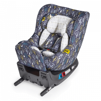 Come and Go Group 0+1 Car Seat - Hop To It (7)