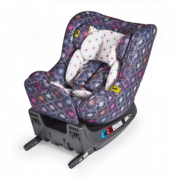 Come and Go Group 0+1 Car Seat - Rosie