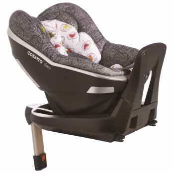 Cosatto Den I-Size Group 0+1 Car Seat - Dawn Chorus