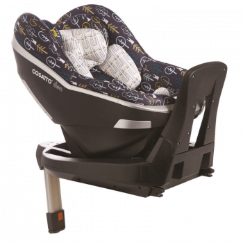 Cosatto Den I-Size Group 0+1 Car Seat - Hop To It