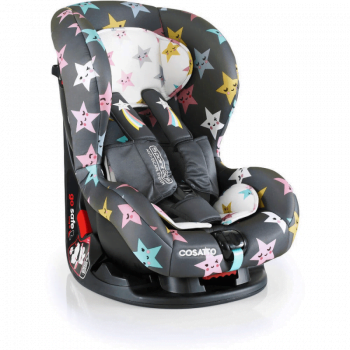 Cosatto Moova 2 Group 1 Car Seat - Happy Hush Stars 1