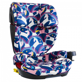 Cosatto Skippa Fix Group 2 3 Car Seat - Magic Unicorns