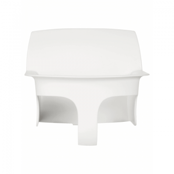 Cybex Lemo Highchair Baby Set - Porcelaine White