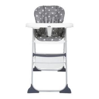 Joie Mimzy Snacker Highchair - Twinkle Linen 1