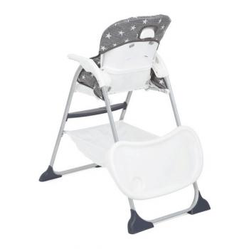 Joie Mimzy Snacker Highchair - Twinkle Linen 4