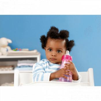 MAM Baby Bottle 330Ml - 2Pk - Girl 1