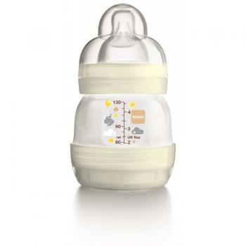 MAM Easy Start Anti-Colic Bottle 130ml - White
