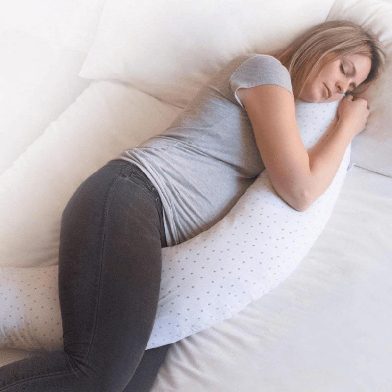 TEAR DROP PURFLO PURAIR PREGNANCY SUPPORT PILLOW NEW