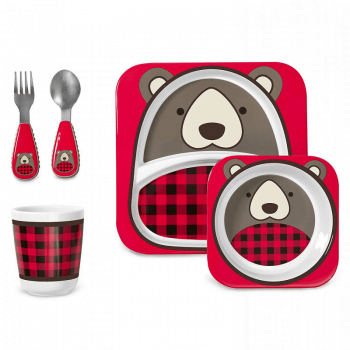 Skip Hop Winter Special Edition Gift Set - Bear 1