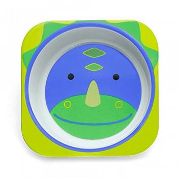 Skip Hop Zoo Bowl - Dinosaur