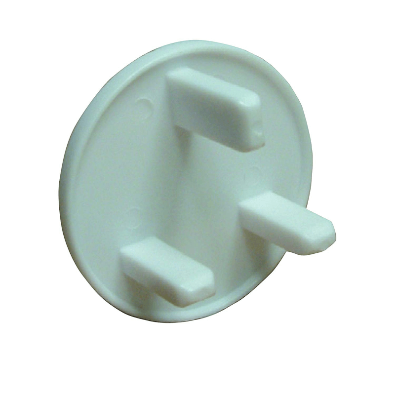 Dreambaby Electric UK Plug Socket Covers - Single