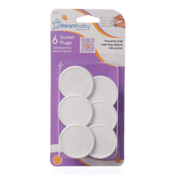 Dreambaby Electric UK Plug Socket Covers