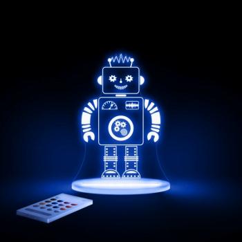Aloka SleepyLights Nursery Light - Robot