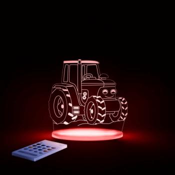 Aloka SleepyLights Nursery Light - Tractor 5