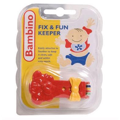 Bambino Fix & Fun Keeper - Red