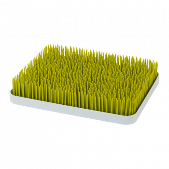 Boon Lawn Countertop Drying Rack in Green