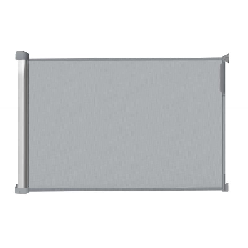 Callowesse 174 Deluxe Aluminium Retractable Stair Gate 0