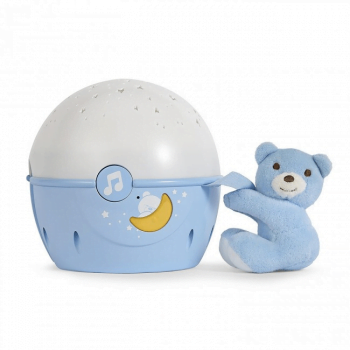 Chicco Next2Stars Projector For Next2Me Bedside Crib - Blue