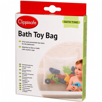 Clippasafe Bath Toy Bag 1