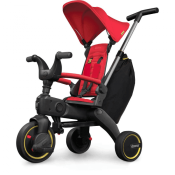 Doona Liki Foldable Trike S3 – Flame Red