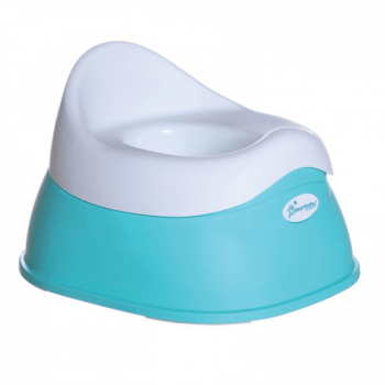 Dreambaby EZY Potty (with removable bowl) - Aqua