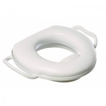 Dreambaby Potty Seat With Handles - White