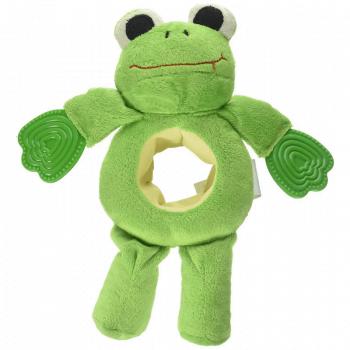 Happy Mummy Baby Bottle Buddy Frog 1