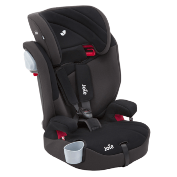 Joie Elevate 2.0 Group 1 23 Car Seat - Two Tone Black (3)