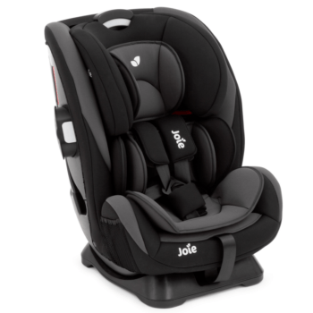 Joie Every Stage FX 0+123 Car Seat - Two Tone Black (1)