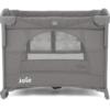 Joie Kubbie Sleep Compact Travel Cot - Foggy Grey (2)