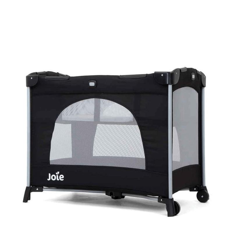 Joie Kubbie Travel Cot - Coal 3