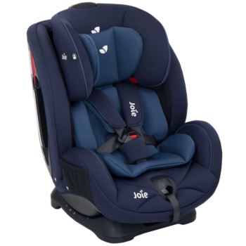 Joie Stages 0+ 1 2 Car Seat - Navy Blazer