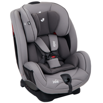 Joie Stages 0+1 2 Car Seat - Grey Flannel