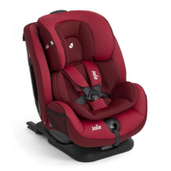 Joie Stages FX 0+ 1 2 3 Car Seat - Lychee 4
