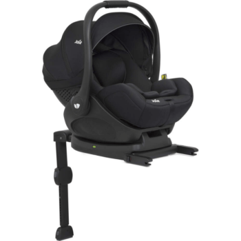 Joie i-Level Group 0+ Car Seat with ISOFIX Base - Coal