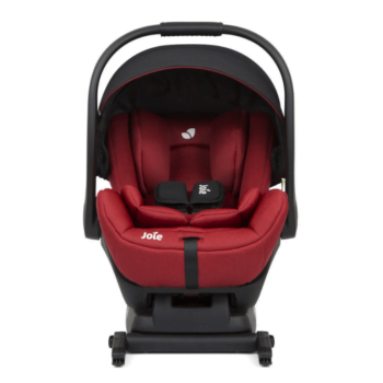 Joie i-Level Group 0+ Car Seat with ISOFIX Base - Lychee 4